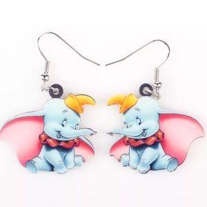 Dumbo Acrylic Earrings